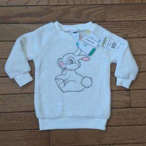 Disney Bambi Thumper Bunny Sweatshirt